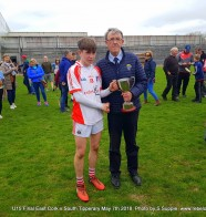 East Cork win at Munster U15 Hurling Development Squad Finals