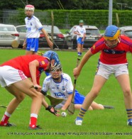U14 Hurling Cork V Waterford 4/8/18